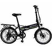 Byocycle FDH Chameleon Tornado Folding Electric Bike