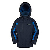 Mountain Warehouse Samson Waterproof Jacket - Navy