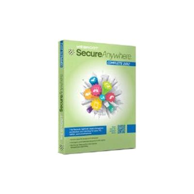 Webroot SecureAnywhere Complete 3 User