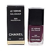 Chanel Le Vernis Plum Nail Polish 599 Provocation