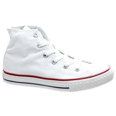 Converse All Star Hi Optical White Kids Shoe 3J253