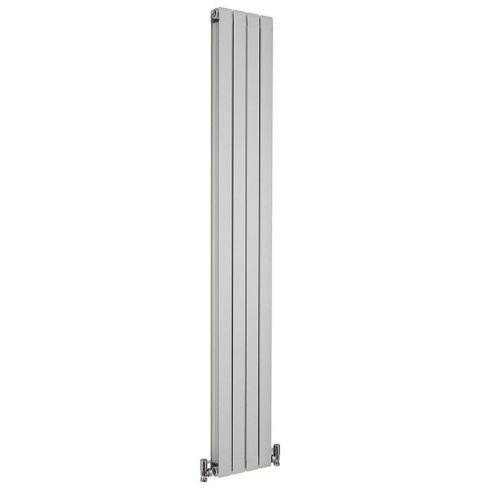 Premier Myrtle Vertical Radiator 1800mm High x 255mm Wide White