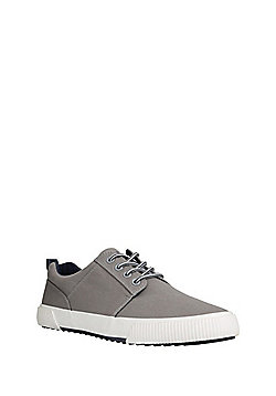 F&F Canvas Gibson Shoes - Grey