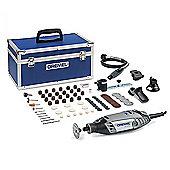 Dremel 3000 Boxed Set - 5/75 Edition - 5 Attachments - 75 Accessories