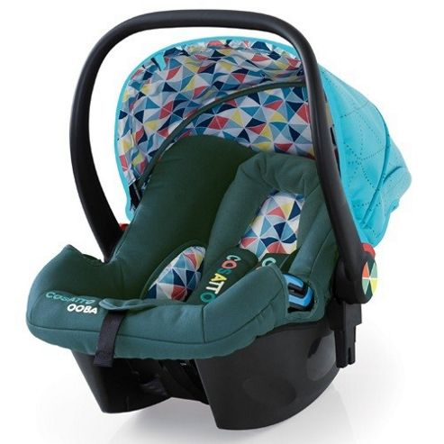 Cosatto Hold Ooba Car Seat (Duck Egg)