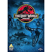 The Lost World Jurassic Park DVD