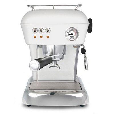 Ascaso Dream Versatile Espresso Coffee Machine in Cloud White