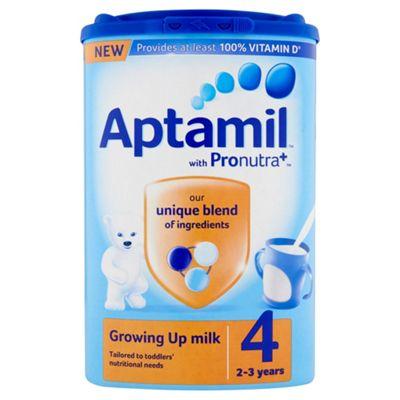 Aptamil Growing Up Milk 2+Yrs 800G