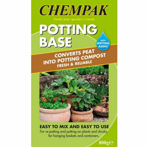 Chempak® Potting Base with Soluwet Wetting Agent - 1 x 795g pack