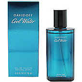 Davidoff Cool Water Eau de Toilette (EDT) 75ml Spray For Men