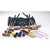 Longworth 6 Player Croquet Set