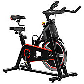 JLL IC300 Indoor Cycling Exercise Bike - Black