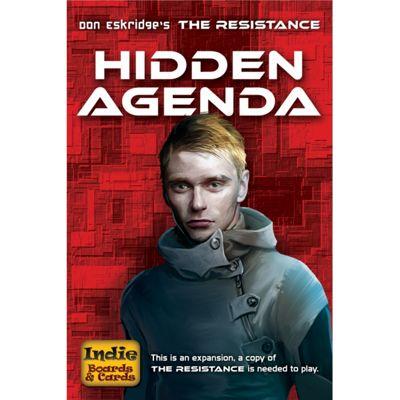 The Resistance Hidden Agenda Expansion
