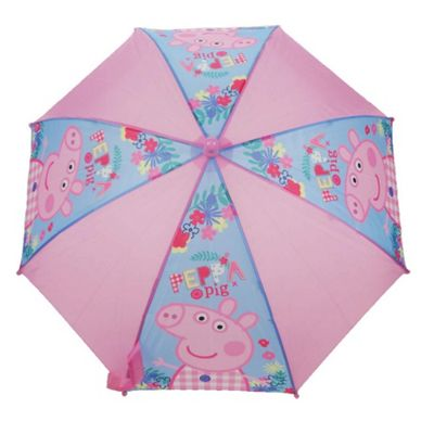 Peppa Pig 'Holiday' Nylon Umbrella