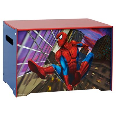 SpiderMan Toy Box