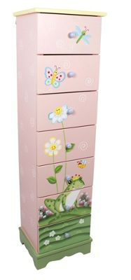 Fantasy Fields by Teamson Magic Garden 7 Drawer Cabinet