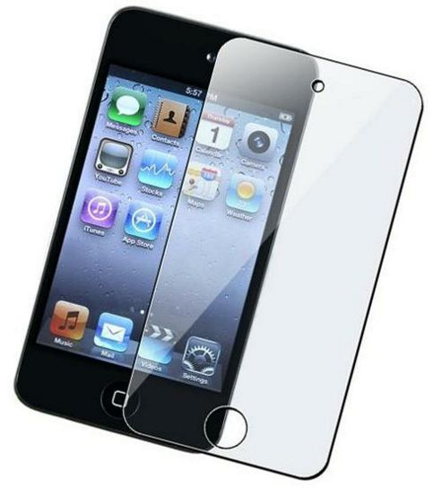 Apple iPod Touch 4 U-bop dGUARD Screen Protector & StampWIPE Invisible