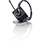 Sennheiser DW Pro2 Wireless DECT Stereo Headset - Over-the-head, Over-the-ear - Supra-aural