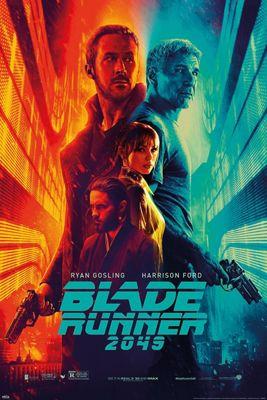 Blade Runner 2049 Fire & Ice Poster 61x91.5cm