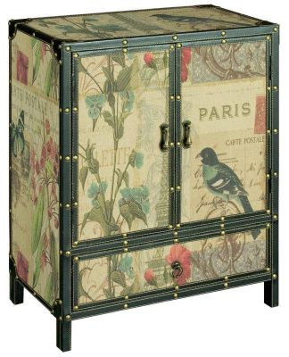 Alterton Furniture Paris 2 Door Cabinet