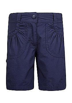 Mountain Warehouse Shore Girls Shorts - Blue