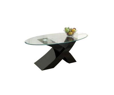 Milano Black X High Gloss Coffee Table