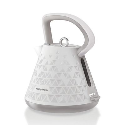 Morphy Richards 108110 Prism Kettle - White