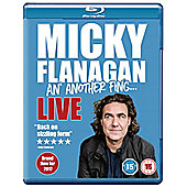 Micky Flanagan: An' Another Fing (Blu Ray)