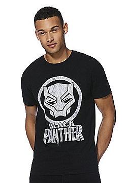 Marvel Black Panther T-Shirt - Black