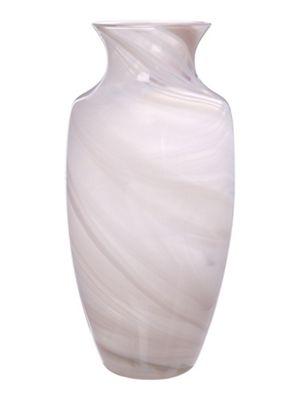 Buy Linea Swirl Opal Glass Vase From Our Vases Bowls Range Tesco