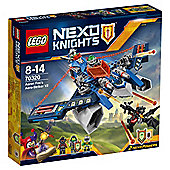 LEGO Nexo Knights Aaron Fox's Aero-Striker V2 70320