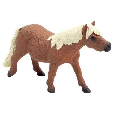 Realistic Shetland Pony Horse Figurine Toy by Animal Planet