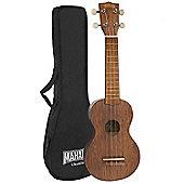Mahalo 2500 Kahiko Series Soprano Ukulele - Brown