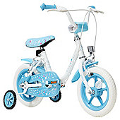 Terrain Twinkle Stars 12 inch Wheel White Kids Bike