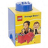LEGO Storage Brick 1 Blue