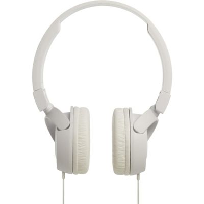 JBL T450 On-Ear Headphone With 1-Button Mic/Remote White