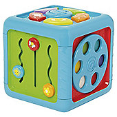 Carousel Play and Learn Cube