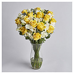 Simply Rose & Freesia Large