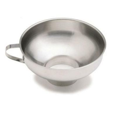 Kitchen Craft Home Made Stainless Steel Jam Funnel with Non-Stick Coating