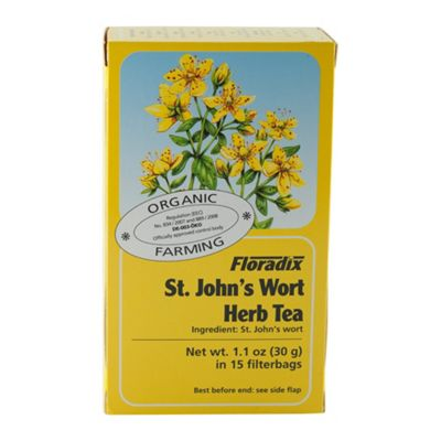 St Johns Wort Tea Bags