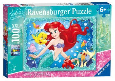 Disney Princess - Ariel - 100XXL Puzzle