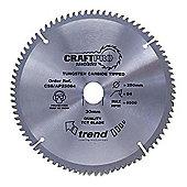 Trend CSB/AP21664 Craft Blade TCP 216MMX 64T X 30MM 1 Silver