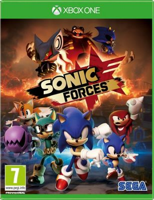 Sonic Forces- Xbox One