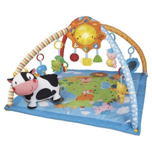 Vtech 2-in-1 Farmyard Play Mat