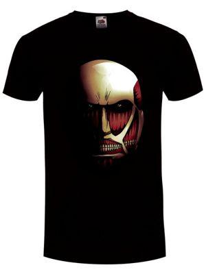 The Colossal Men's T-shirt, Black.