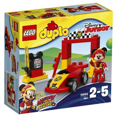 LEGO DUPLO Disney Junior Mickey Racer 10843