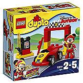 LEGO DUPLO Disney Junior Mickey Racer 10843