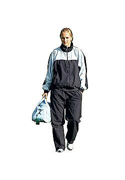 Precision Classic Water Repellent Plain Sportsware Pants Trousers - Navy