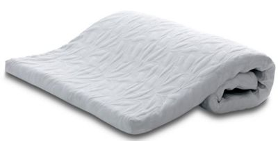 Happy Beds Topper 2500 Orthopaedic Memory Double Jersey 4ft6 Double