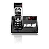 BT Diverse 7450 Plus DECT Cordless Phone - Black